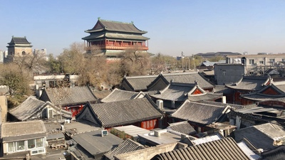 Route 13: Hutong Walking/ Biking